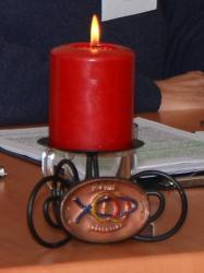 DSC_0480.JPG - Manželská duchovná obnova 18.-20.10.2013 v Zakopanom (Poľsko) pred prijatím charty