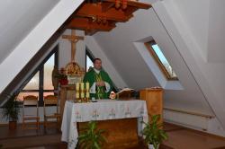 DSC_0489.JPG - Manželská duchovná obnova 18.-20.10.2013 v Zakopanom (Poľsko) pred prijatím charty