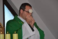 DSC_0494.JPG - Manželská duchovná obnova 18.-20.10.2013 v Zakopanom (Poľsko) pred prijatím charty