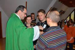 DSC_0496.JPG - Manželská duchovná obnova 18.-20.10.2013 v Zakopanom (Poľsko) pred prijatím charty
