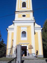 kościól greckokatolicki w Telgart (Słowacja).jpg - Prijatie Charty 1.10.2011