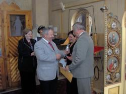 kolejne małżeństwo po przyjęciu Karty.jpg - Prijatie Charty 1.10.2011