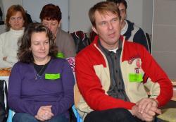 DSC_0557.JPG - Vzájomné manželské obdarovanie sa vlastnoručne namaľovaným tričkom