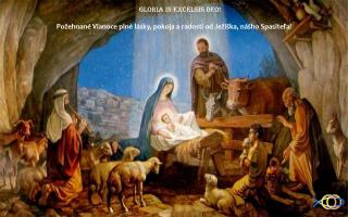 Gloria In Excelsis Deo!
